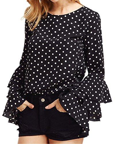 afbe0b5b0a91 Cómo elegir la mejor blusa de lunares? * Tienda Online de Productos ...